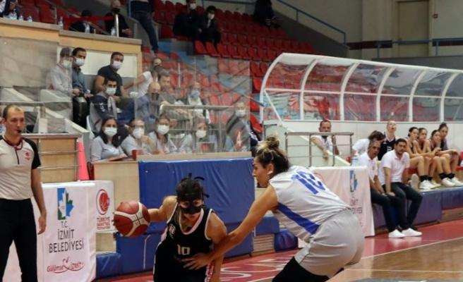 2. Leyla Atakan Basketbol Turnuvası Kocaeli'de sona erdi