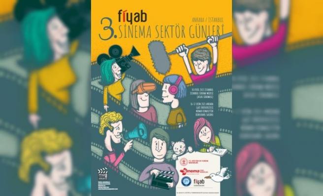 3. FİYAB Sinema Sektör Günleri sinemaseverlerle buluşacak