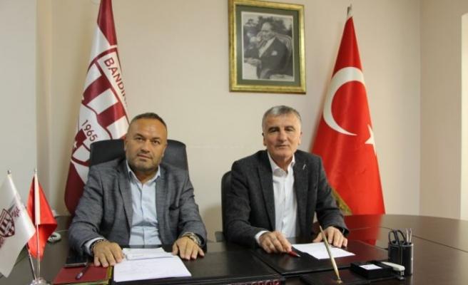 Bandırmaspor Basın Sözcüsü Özel Aydın'dan taraftarlara destek çağrısı