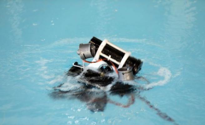 Edirne'de öğrencilerin tasarladığı su altı robotları TEKNOFEST'te finalde yarışacak