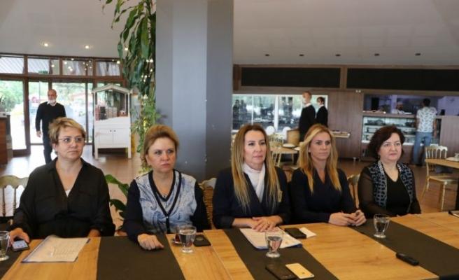 Edirne'nin el emeği ürünleri yemeni ve çetik yurt dışında tanıtılacak