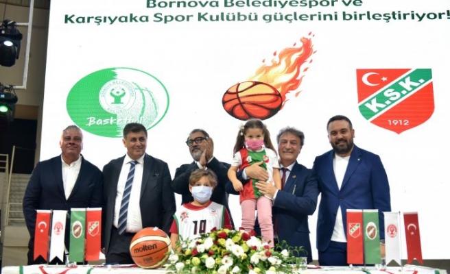 Karşıyaka Spor Kulübü Bornova Belediyesi İş Birliği Anlaşması