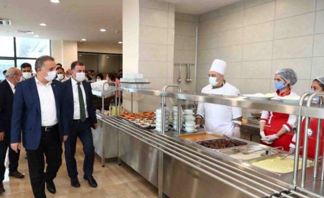 Milli Eğitim Bakanlığının Üreten Okullar Projesi Bağcılar'da hayata geçirildi