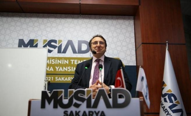 İslam Ekonomisinin Temelleri ve İş Dünyasına Yansımaları konferansı düzenlendi