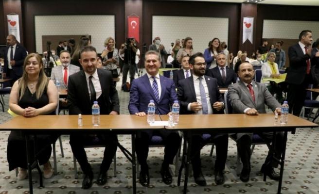 Sarıgül, TDP Genel Başkanlığına tekrar aday olacağını açıkladı