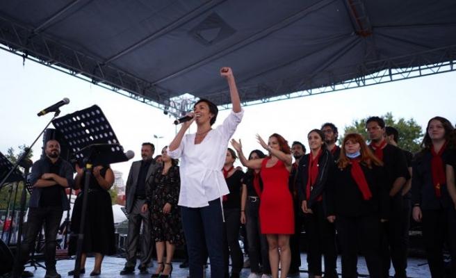 TKP İstanbul İl Başkanı Senem Doruk İnam: Kaybedecek zamanımız yok