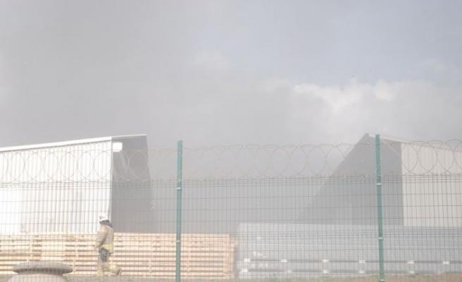 Tuzla'daki fabrika yangını kontrol altına alındı