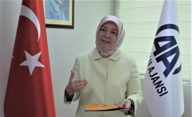"""81 İl Kadın Emeği Türkiye'nin İstikbali Buluşmaları""""nda 25 bin kadına ulaşılması hedefleniyor"""