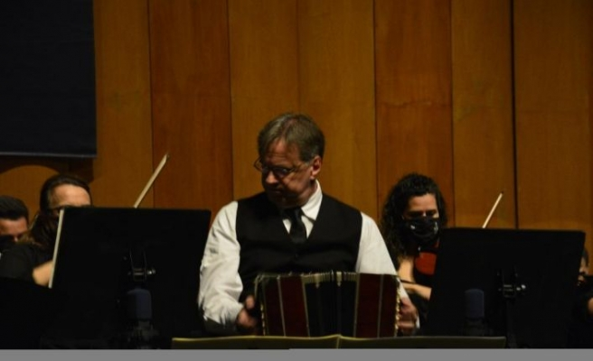 BBDSO sezonu Kağan Korad ve Tolga Salman'ın sahne aldığı konserle açtı