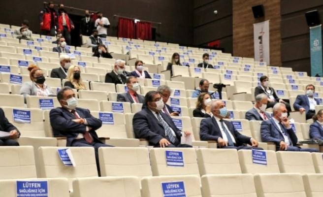 Kocaeli'de 6. Uluslararası Deprem Mühendisliği ve Sismoloji Konferansı başladı