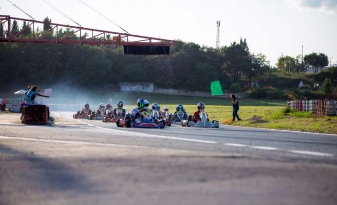 Türkiye Karting Şampiyonası 6. ayak yarışları Kocaeli'de başladı
