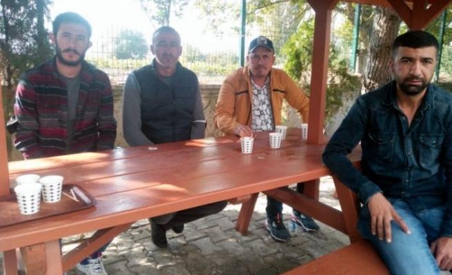 Üzüm üreticilerini dolandırdığı iddia edilen tüccar hakkında suç duyurusu