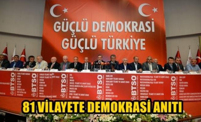 81 vilayete demokrasi anıtı