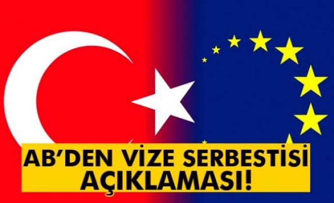 AB Komiseri: 'Türkiye vize serbestisini bu yıl içinde alamayabilir'