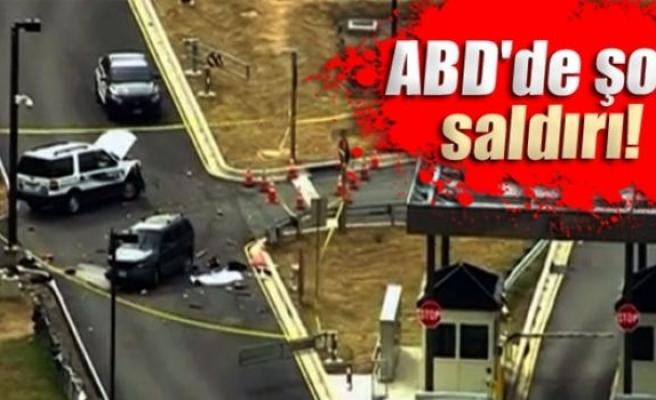 ABD Ulusal Güvenlik Ajansı'na saldırı: 1 ölü, 1 yaralı