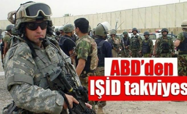ABD'den Irak'a askeri eğitim takviyesi
