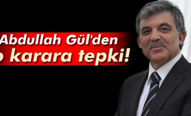 Abdullah Gül'den 'Mursi'ye idam' yorumu