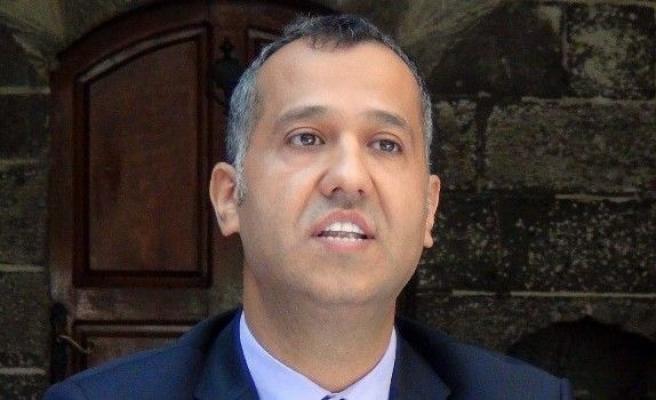 """Akbal'dan Cumhurbaşkanı Erdoğan'a """"Garantör"""" Önerisi"""