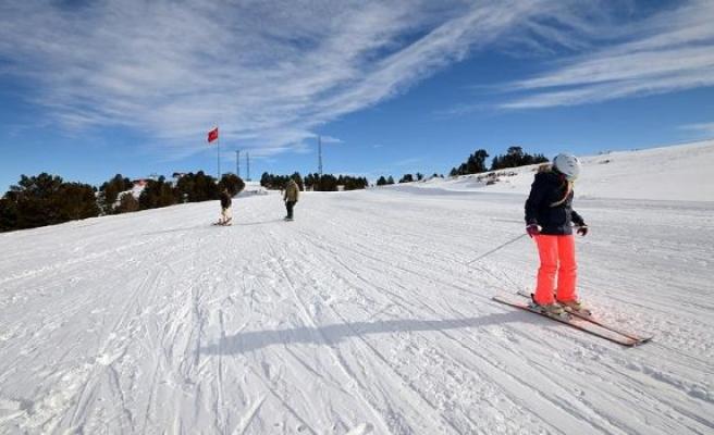 'Anadolu'nun kayak zirveleri' konuklarını bekliyor