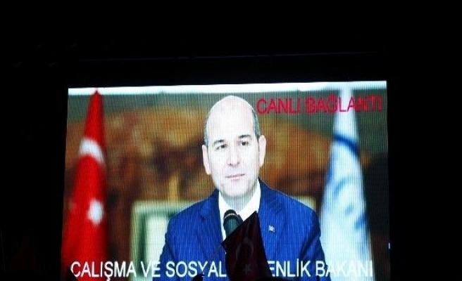 """Bakan Soylu: """"Fethullah ve psikopatları tarihin en ağır cezalarıyla cezalandırılacaklardır"""""""