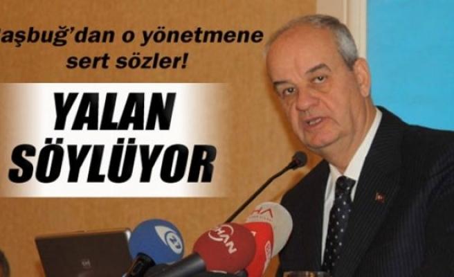 Başbuğ: 'Atatürk yoktu diyor yalan söylüyor'