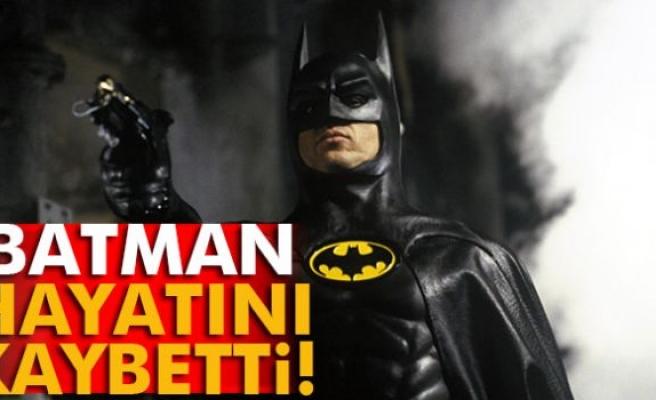 BATMAN HAYATINI KAYBETTİ!