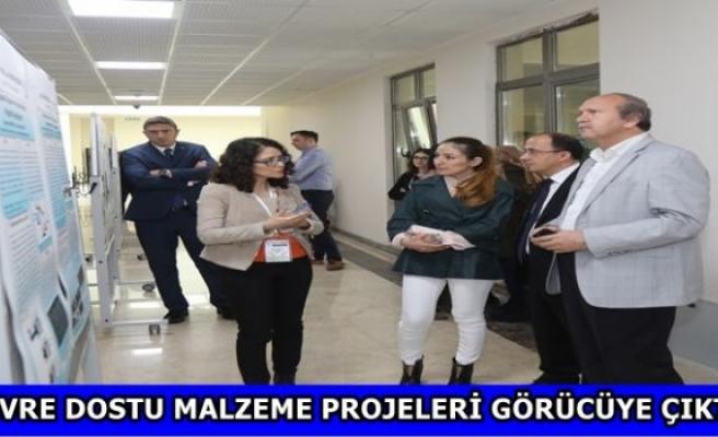 BTÜ'DEN ÇEVRE DOSTU AR-GE PROJELERİ