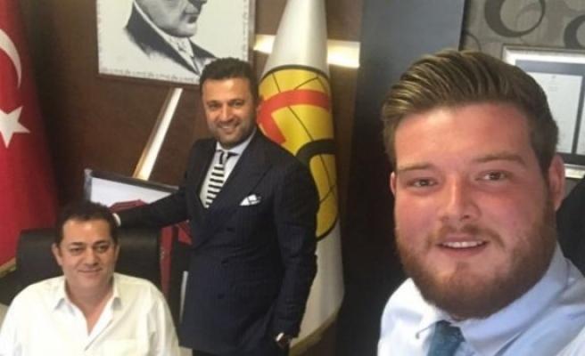 Bülent Uygun Eskişehirspor'da!