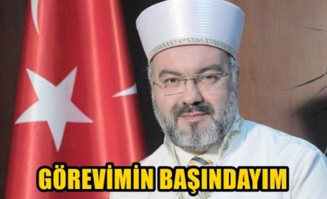 Bursa Müftüsü Ay: