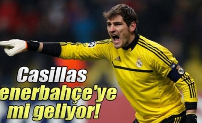 Casillas Fenerbahçe'ye mi geliyor?