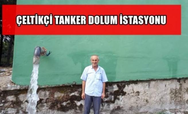 ÇELTİKÇİ TANKER DOLUM İSTASYONU