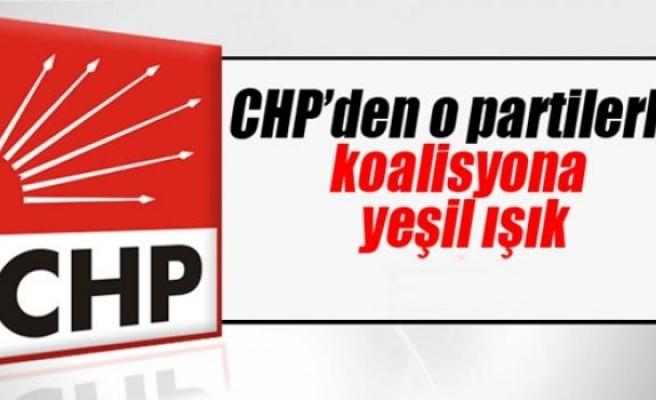 CHP'li Tanrıkulu: 'MHP ve HDP ile koalisyon yapabiliriz'