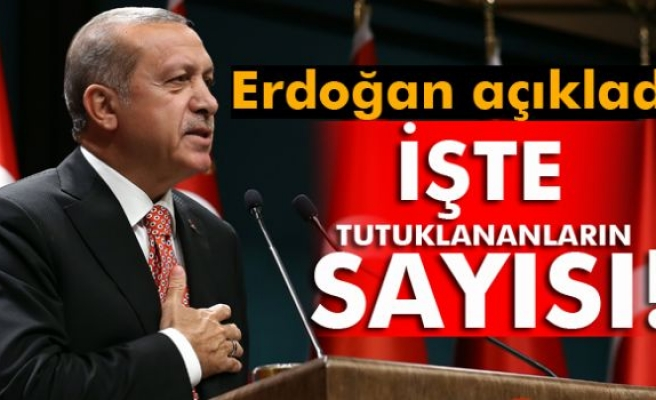 Cumhurbaşkanı Erdoğan demokrasi nöbetindeki vatandaşlara seslendi