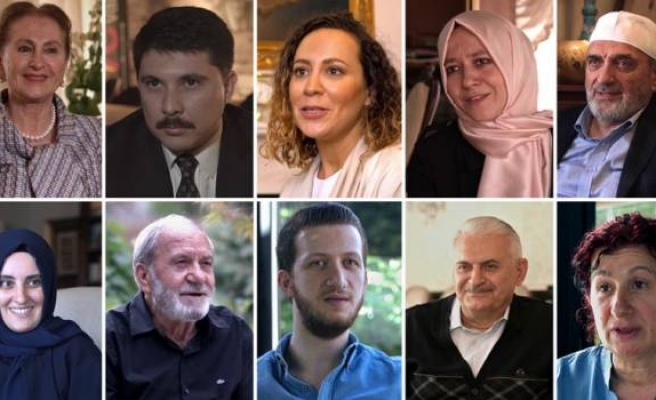 Cumhurbaşkanı Erdoğan'ın bilinmeyen yönleri belgesel oluyor