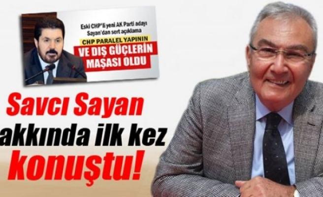 Deniz Baykal 'Savcı Sayan'la ilgili ilk kez konuştu