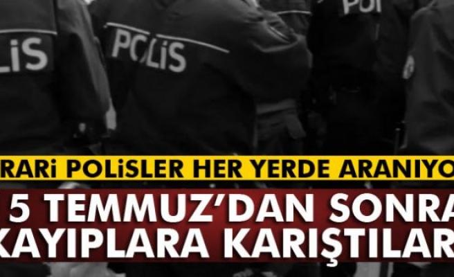 Diyarbakır'da firari 14 polis aranıyor