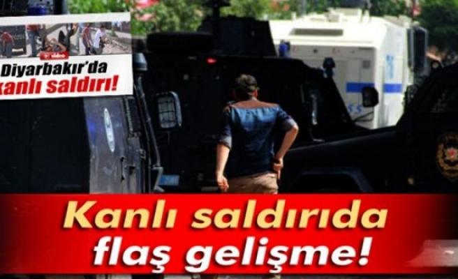 Diyarbakır'daki silahlı saldırıyla ilgili 3 kişi yakalandı