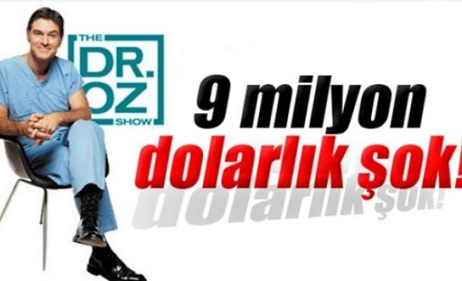 Dünyaca ünlü doktor Mehmet Öz'e 9 milyon dolarlık şok!