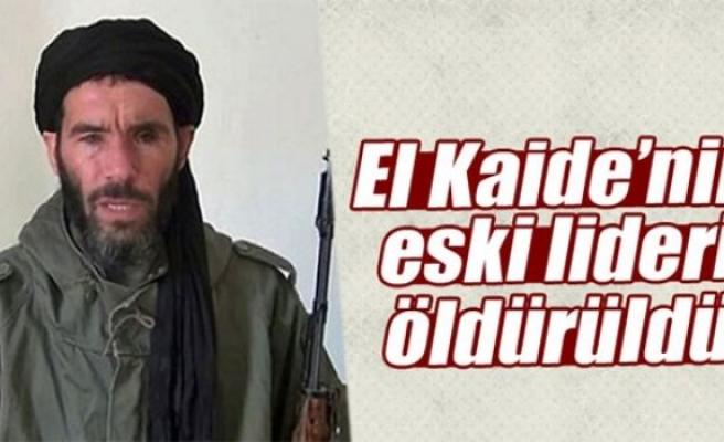 El Kaide'nin eski lideri ABD saldırısında öldürüldü