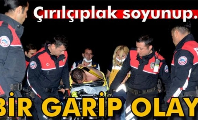 Eskişehir'de bir garip olay!
