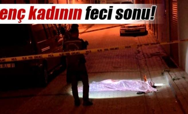 Evin balkonundan düşerek öldü