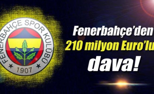 Fenerbahçe UEFA ve TFF'ye yüklü miktarda dava açabilir!