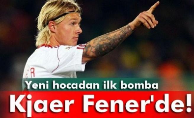 Fenerbahçe yeni sezonun ilk bombasını patlattı! Kjaer Fener'de