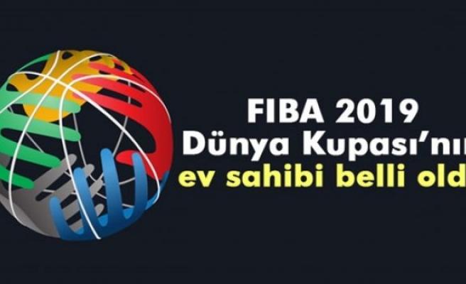 FIBA 2019 Dünya Kupası Çin'de