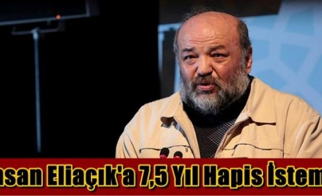 İhsan Eliaçık'a 7,5 Yıl Hapis İstemi