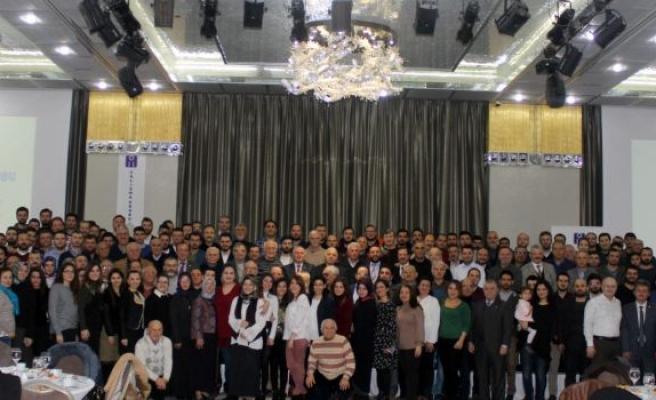 İMO BURSA ÇALIŞMA GRUBU'NUN BAŞKAN ADAYI: MEHMET ALBAYRAK