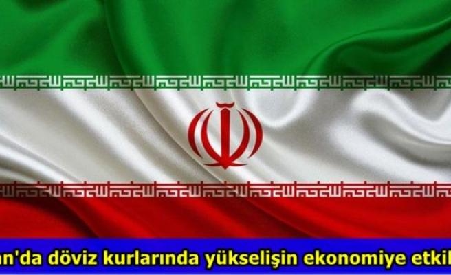 İran'da döviz kurlarında yükselişin ekonomiye etkileri