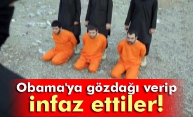 IŞİD, 4 peşmergeyi infaz etti