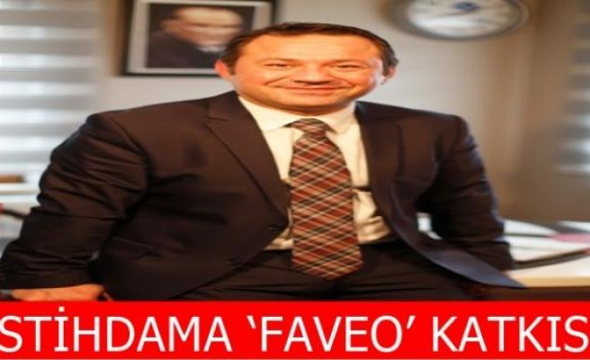 İSTİHDAMA 'FAVEO' KATKISI