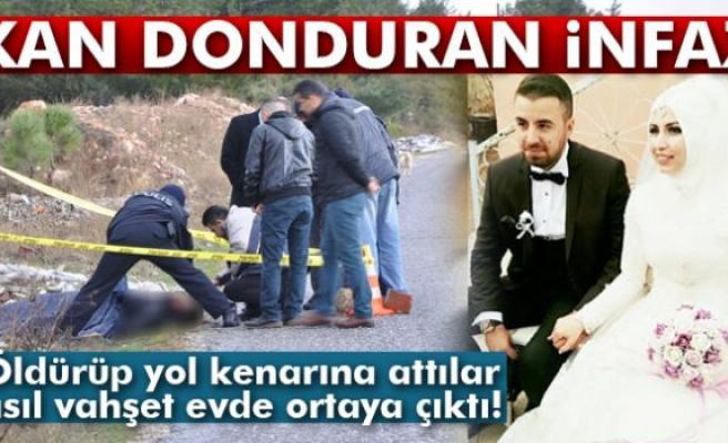 İzmir'de kan donduran vahşet! Hepsini öldürmüşler...